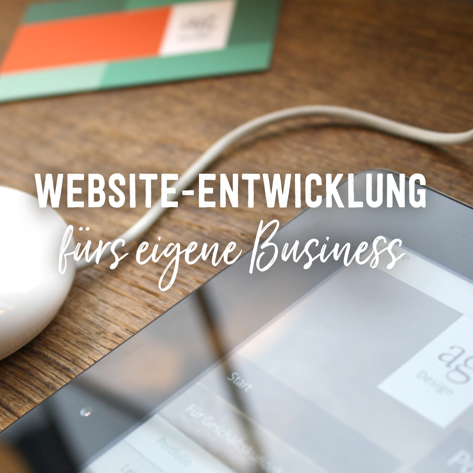 Thema Eigene Website